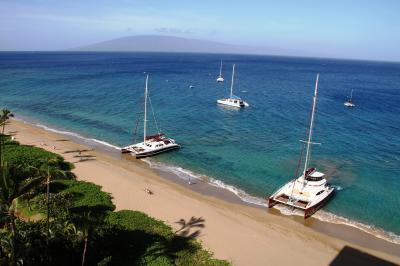 津波避難のビッグアイランドを経て楽園マウイへ