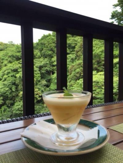 「天空のカフェ」へ…。