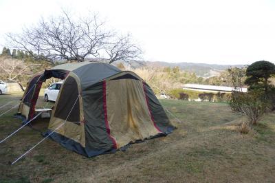 千葉外房早春キャンプ