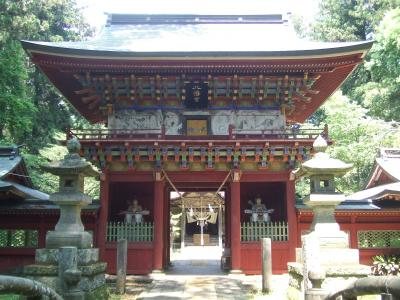 北関東のお遍路さんその4 那須神社参拝と午後からは那珂川游水園見学