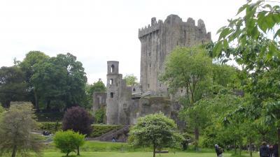 ブラーニー城 Blarney Castle・・・レンタカーで走るアイルランド