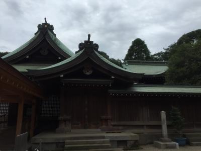 武蔵一宮 氷川神社散策