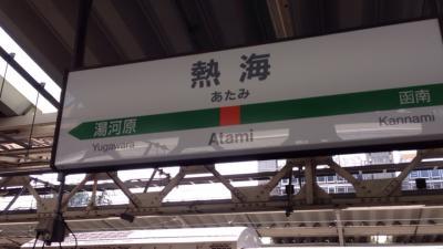東京上野ラインで行く小田原 鎌倉
