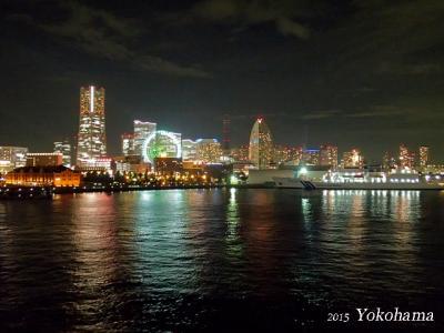 ふるさと割クーポンを使ってぶらり横浜1泊旅行 / やっぱヨコハマの夜景はいい