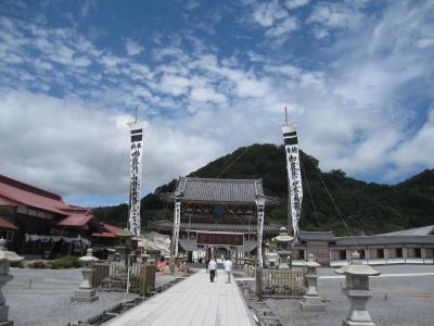2015年 7月  青森のたび 1日目は下北半島(恐山と大間)2日目は十和田湖へ