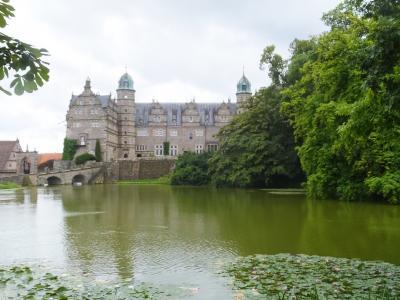 ヘーメルシェンブルグ城~~北ドイツで一番美しい(らしい)