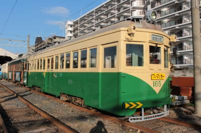 大阪の下町、阪堺電気軌道