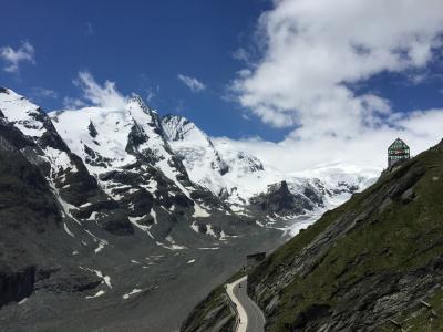 グロースグロックナー山岳道路(2015ドロミテ・チロル④)
