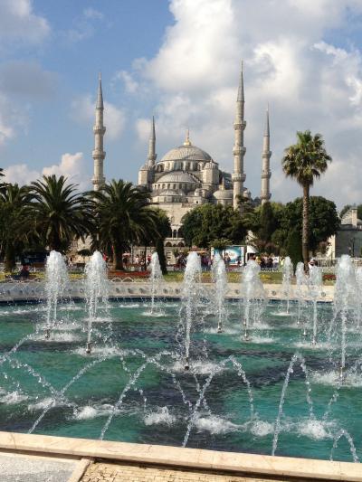 海洋都市を巡る旅 イスタンブールとベネチアの巻。「イスタンブール編」