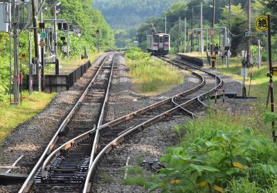 秘境駅が多い宗谷本線の旅(北海道)