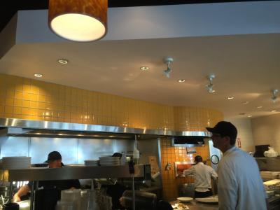 ♪15年07月26日 日曜日 カハラモール内California Pizza Kitchenで、ランチ