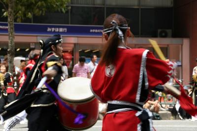 胸に響く太鼓の音!新宿エイサーまつりを観に行ってきました(*^_^*)