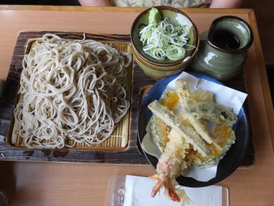 年金生活者のプチ贅沢な外食・そば処 味奈登庵でのランチ