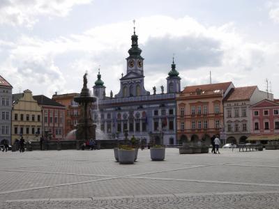 東ヨーロッパ、小さい街を行く-①-チェコ