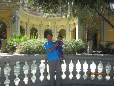 サンチアゴ観光