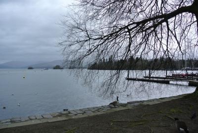 ロンドンに行かないイギリス【ピーターラビットの舞台だが凄い嵐で・・・ 湖水地方ウィンダミア編】3/20AM