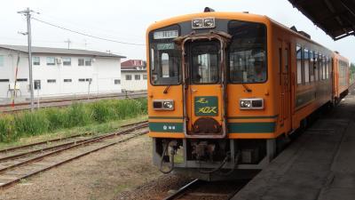 のんびりと津軽鉄道