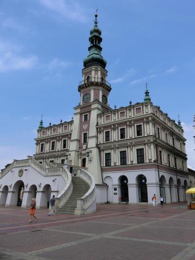 東ヨーロッパ、小さい街を行く-③-ポーランド