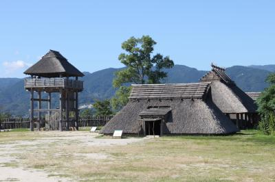 吉野ヶ里遺跡で歴史ロマンを体感