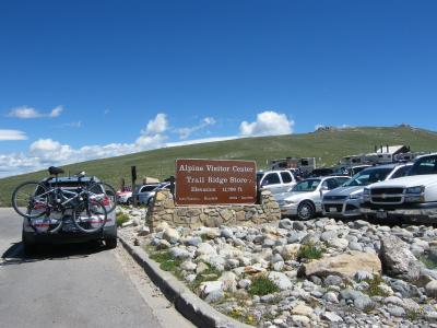 アリゾナ、ユタ、コロラド、ニューメキシコ周遊ドライヴ(8) トレイル・リッジ・ロード・ドライヴ