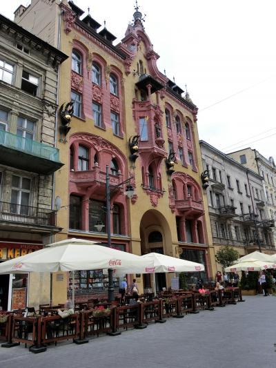 東ヨーロッパ、小さい街を行く-⑧-ポーランド