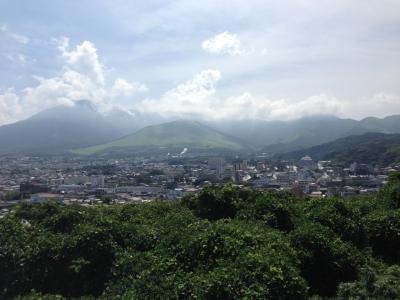 大分・宮崎・熊本、一週間の旅 その2 鉄輪温泉