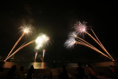 旅するイルカ♪ 和歌山県 白浜花火大会へ Day1