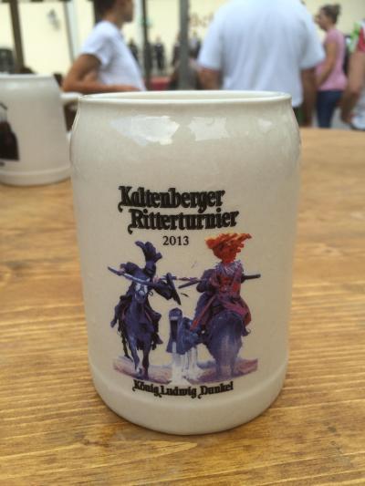ミュンヘン弾丸ひとり旅 その2 カルテンベルク騎士祭へ