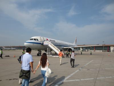 ウルムチ~ホータン南疆鉄道の旅 ①西域ウルムチへ飛ぶ
