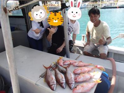 2015年夏 グアム12日間① 出発~釣り船リベンジの3日間編