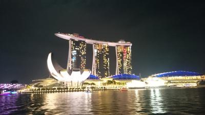 シンガポール満喫ツアー(1日目)