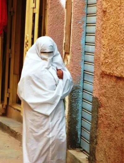 ガルダイア(アルジェリア):建築家ル・コルビュジィエの愛したサハラ砂漠ムザブの谷