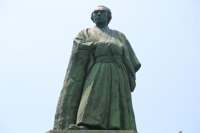 初めての四国巡り③高知城西館に泊まる