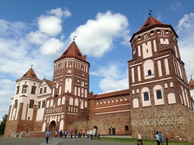 【ベラルーシ】英語が全く通じない!それでも旅する、旅できる。人の優しさがとっても嬉しい国。
