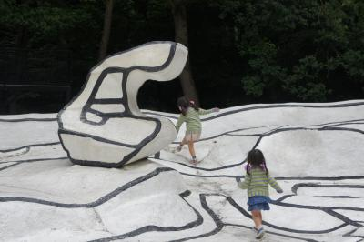 3歳5歳子連れオランダ5 クレラーミュラー編
