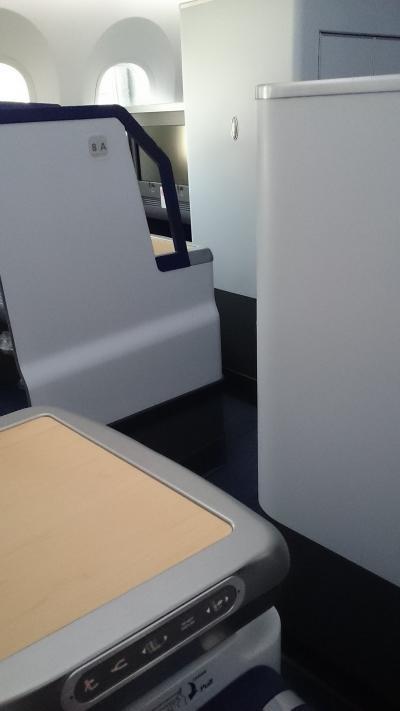 ANA・新造機 B787-9(JA837A)のビジネスクラス搭乗記 一路ミュンヘンへ