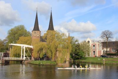 2015 レンタカーで巡る春のオランダ&ベルギー⑫最終回 ~12年ぶりのデルフト(Delft)&帰国~
