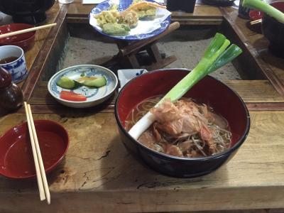 大内宿の三澤屋さんに行ってきました。