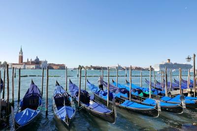 ヴェネチア編 4 (イタリア四都市10日間、歴史と芸術の旅)