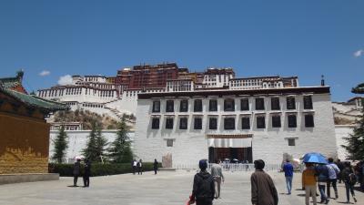 ソリちゃん、天空の彼方チベットへ行く その1