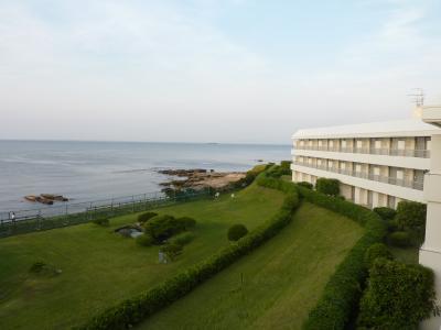 母娘旅行★海にマグロにお風呂に大興奮~in観音崎京急ホテル