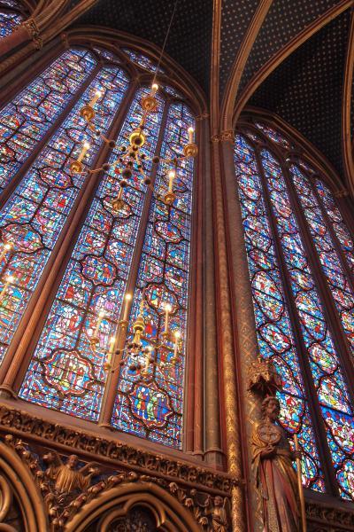 【フランス】ついに来た本場パリ!優雅な気分を出しながら猛烈ダッシュで芸術鑑賞。
