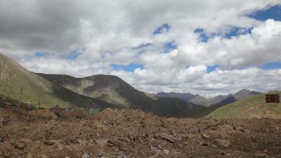 ソリちゃん、天空の彼方チベットへ行く その4