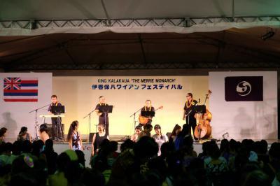 2015 夏の旅 兄夫婦と−2 竹久夢二記念館 伊香保温泉の夜