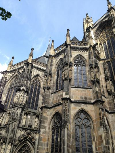 【ドイツ①】魅惑の世界遺産ツアー。ドイツの食も堪能しつつ・・・・えぇ!?私、ビール飲めないけど!!?