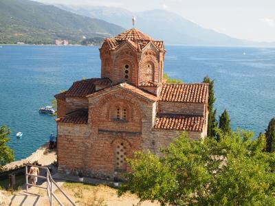 【マケドニア①】真夏の避暑地。結構マイナーな国だと思ってるのはもったいない!物価がお安く堪能できるヨーロッパ☆