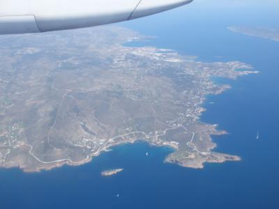 紺碧のエーゲ海に浮かぶ島々を訪ねて 【38】 やっとこさ!クレタ島へ^^