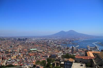 子連れ旅行 イタリア・ナポリ その2 ナポリの街を探索して、ピッツアを食べるのだ。ナポリの街は危険? <市内観光練習編>