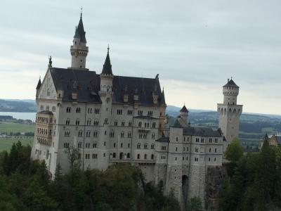ドイツ(ミュンヘン、ローテンブルク)→オーストリア(ザルツブルク)その2