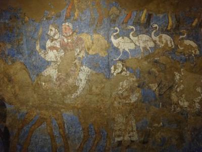 アフラシャブ考古学博物館
